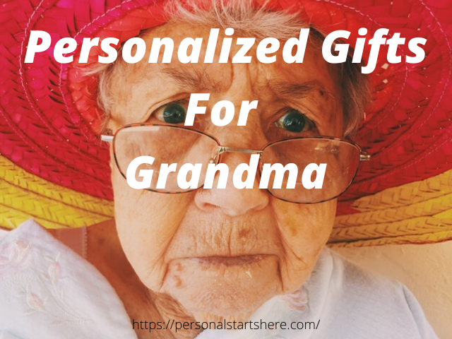 unique gifts for grandmothers